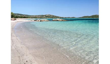 Süd-Korsika,  Ferienhaus, Strand
