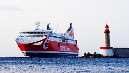 Anreise Süd Korsika mit Hund