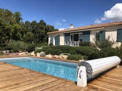 Süd Korsika, Ferienhaus mit  Pool