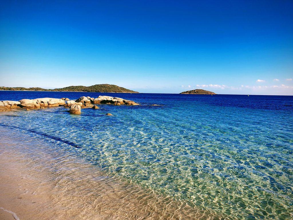 Ferienhaus Süd Korsika, 2 Pers, Pool