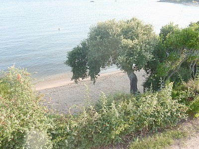 Villa Cece, Korsika Strand