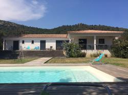 Location de vacances Corse du Sud avec piscine
