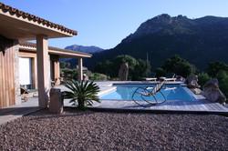 Korsika Feriehaus mit Hund