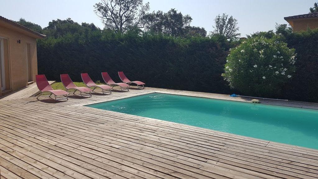 Süd Korsika, Haus mit Pool, 3 Schlafzimmer PISCINE TRANSAT