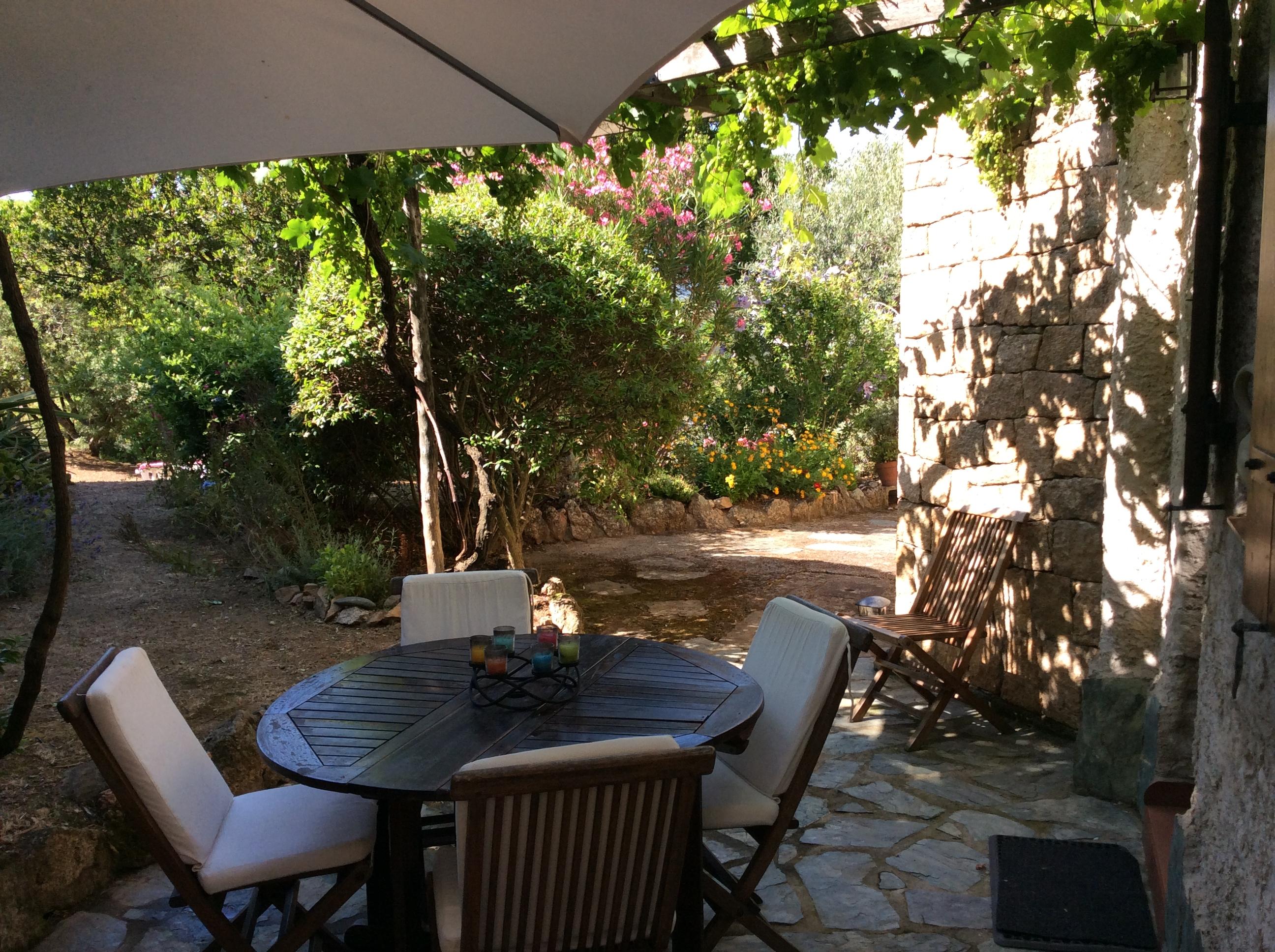 Fewo Korsika mit Garten