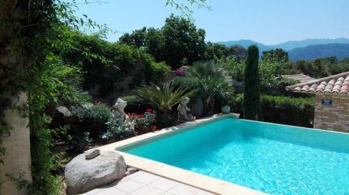 Korsika Ferienhaus 12 Pers, Pool