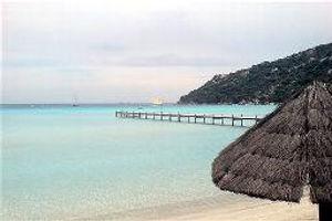 Strand Santa Giulia Korsika