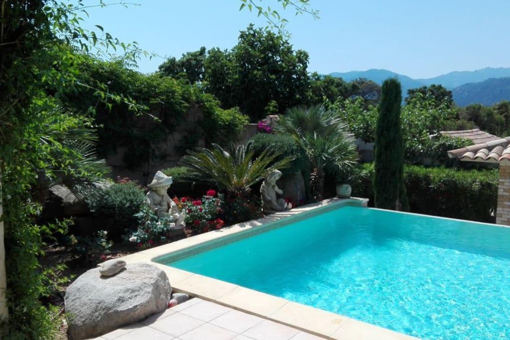 Corse locations , maisons de vacance