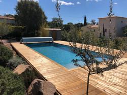 Corse, location maison avec piscine