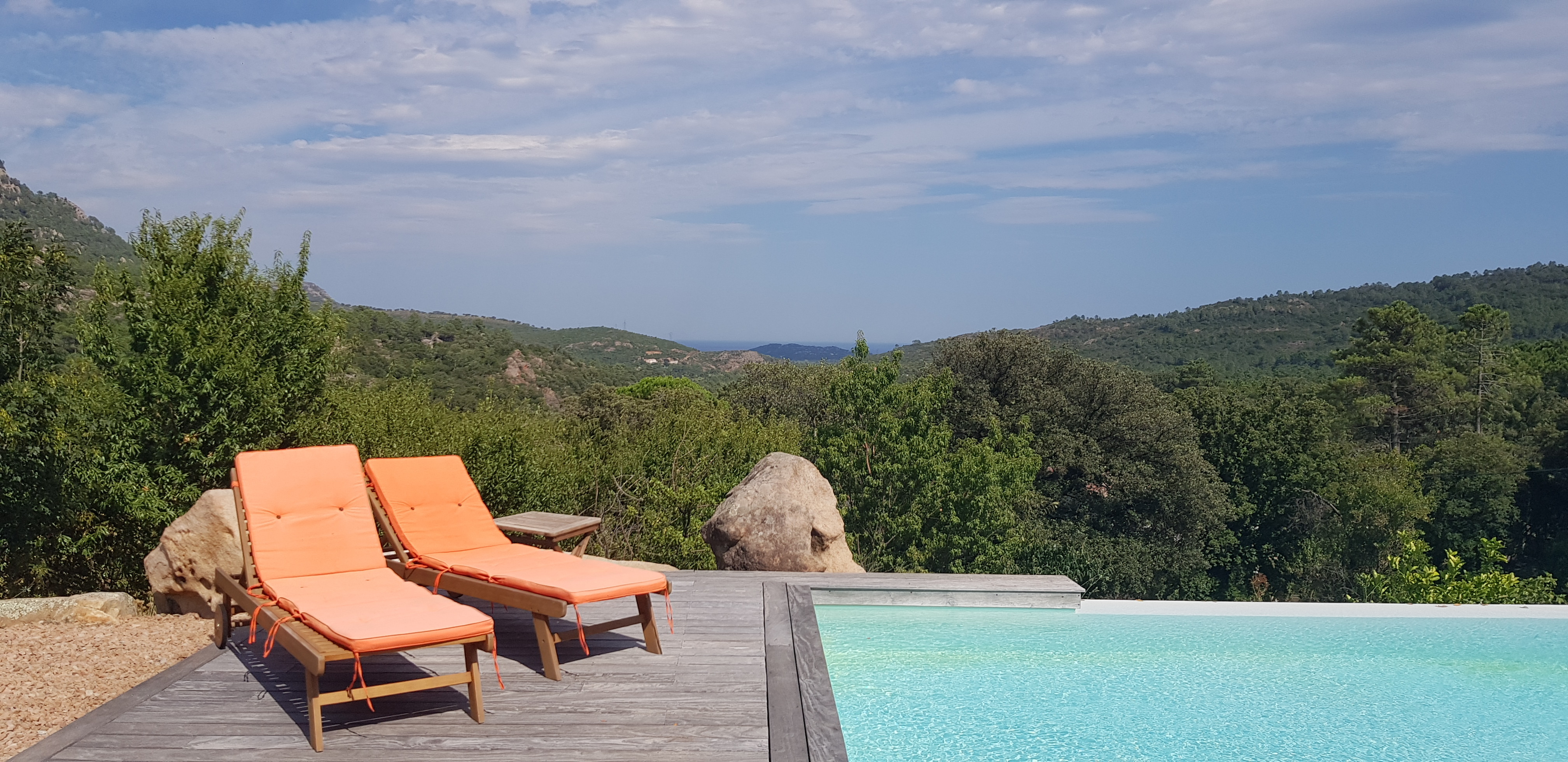 Süd Korsika, Haus mit Pool mieten,