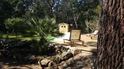Süd-Korsika , Ferienhaus mit Pool