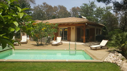 Korsika Haus mit Pool mieten
