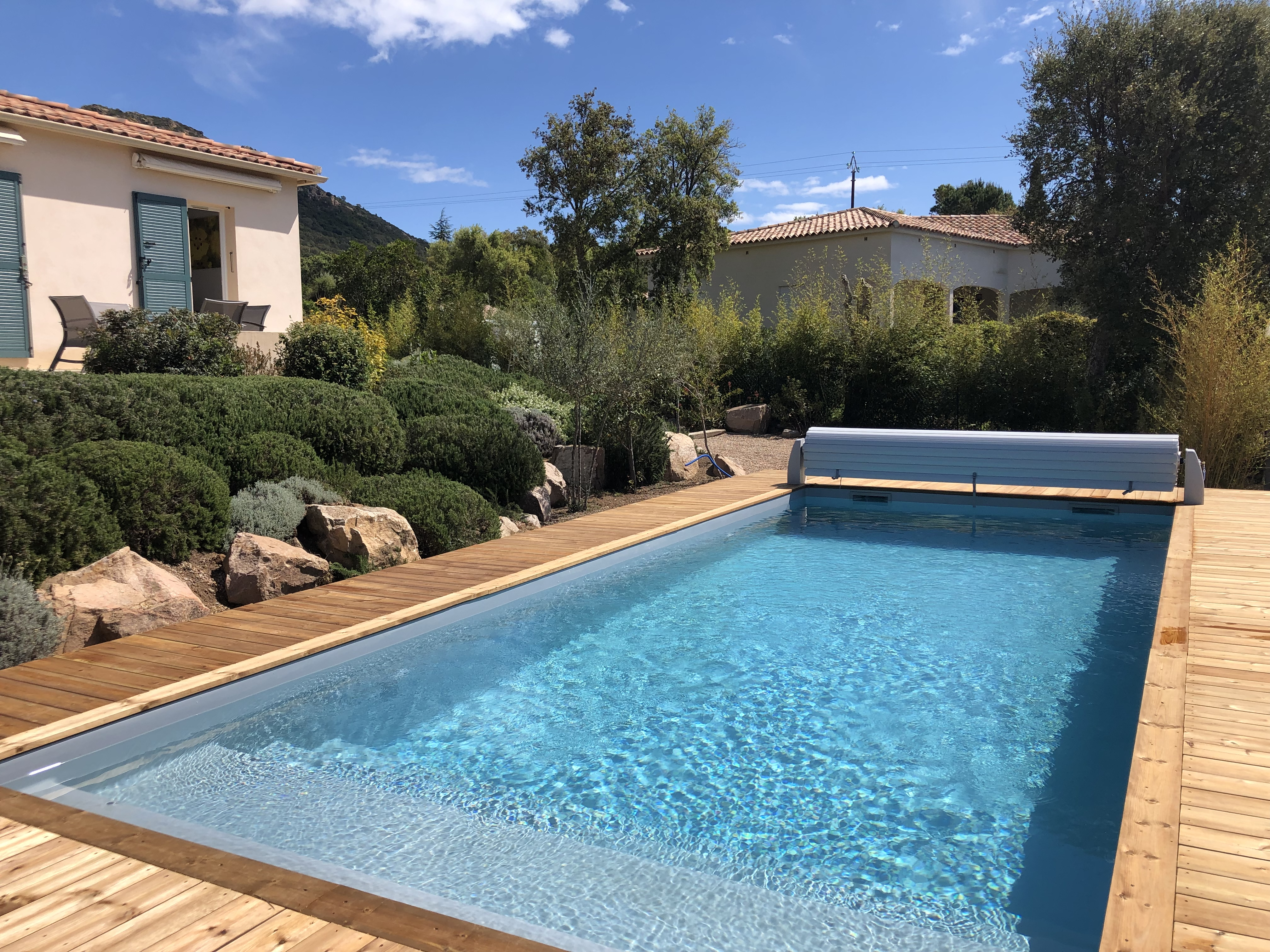 Ferienhaus Korsika mit Pool mieten