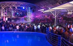 Party machen Süd Korsika in Via Notte