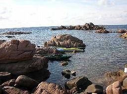 Kajaktouren Süd Korsika
