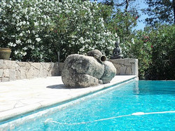 Villa Cece, Pool, Korsika