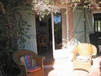 Süd-Korsika, Ferienhaus, Hund