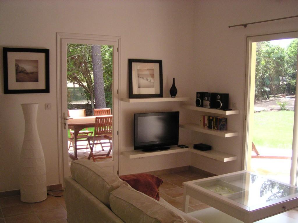 Süd Korsika, Ferienhaus mit Garten,