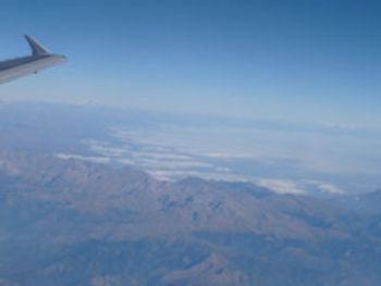 Anreise mit Flugzeug