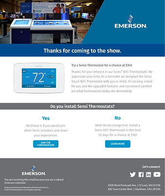 EMERSON__TRADE SHOW FOLLOW_UP EMAILS-YES
