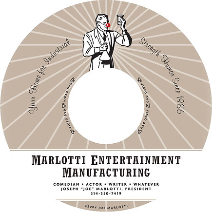 MARLOTTI ENTERTAINMENT_DVD Label Art (v1