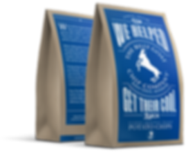 Sensi Billy Goat Chip bag 3 quarter view