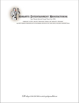 MARLOTTI ENTERTAINMENT_Letterhead Art (v