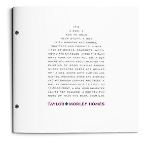 TAYLOR MORLEY__BRANDING BROCHURE__v2.2.1