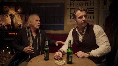 """Tilo Prückner und Martin """"Gotti"""" Gottschild (Leif in Concert - Vol.2) © René Gorski / Lischke&Klandt Filmproduktion"""
