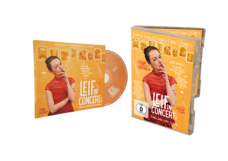 Small Feel Good Package 2 // DVD + CD