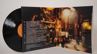 """Soundtrack to """"Leif in Concert  - Vol.2"""" / Double-LP © René Gorski / Lischke&Klandt Filmproduktion"""