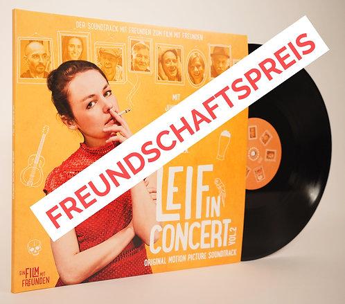 Doppel-LP // Soundtrack // Leif in Concert - Vol.2 - UNTERSTÜTZER-EDITION