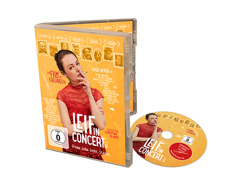 DVD // Leif in Concert - Vol.2