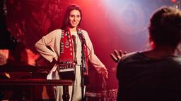 Maryam Zaree (Leif in Concert - Vol.2) © Mike Auerbach / Lischke&Klandt Filmproduktion