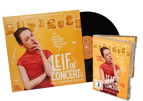 Kleines Wohlfühlpaket 1 // DVD + Doppel-LP
