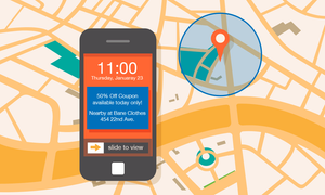 Location-based Mobile Ads