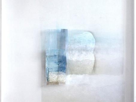 """Les premières images de l'installation de l'exposition dans la vague du temps suspendu"""""""
