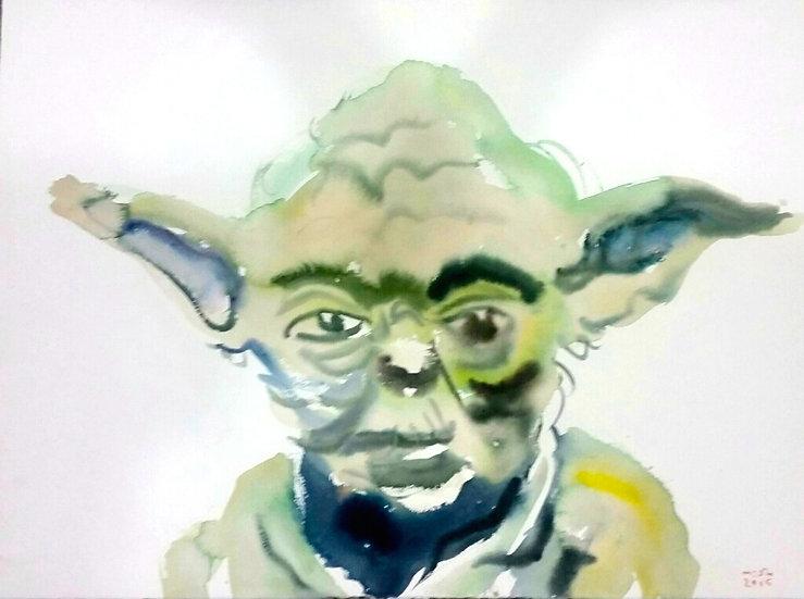 Yoda, 2015