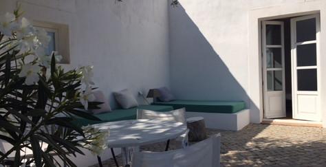 Terrassa privative de 25 m2