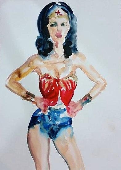 Wonderwoman, 2015