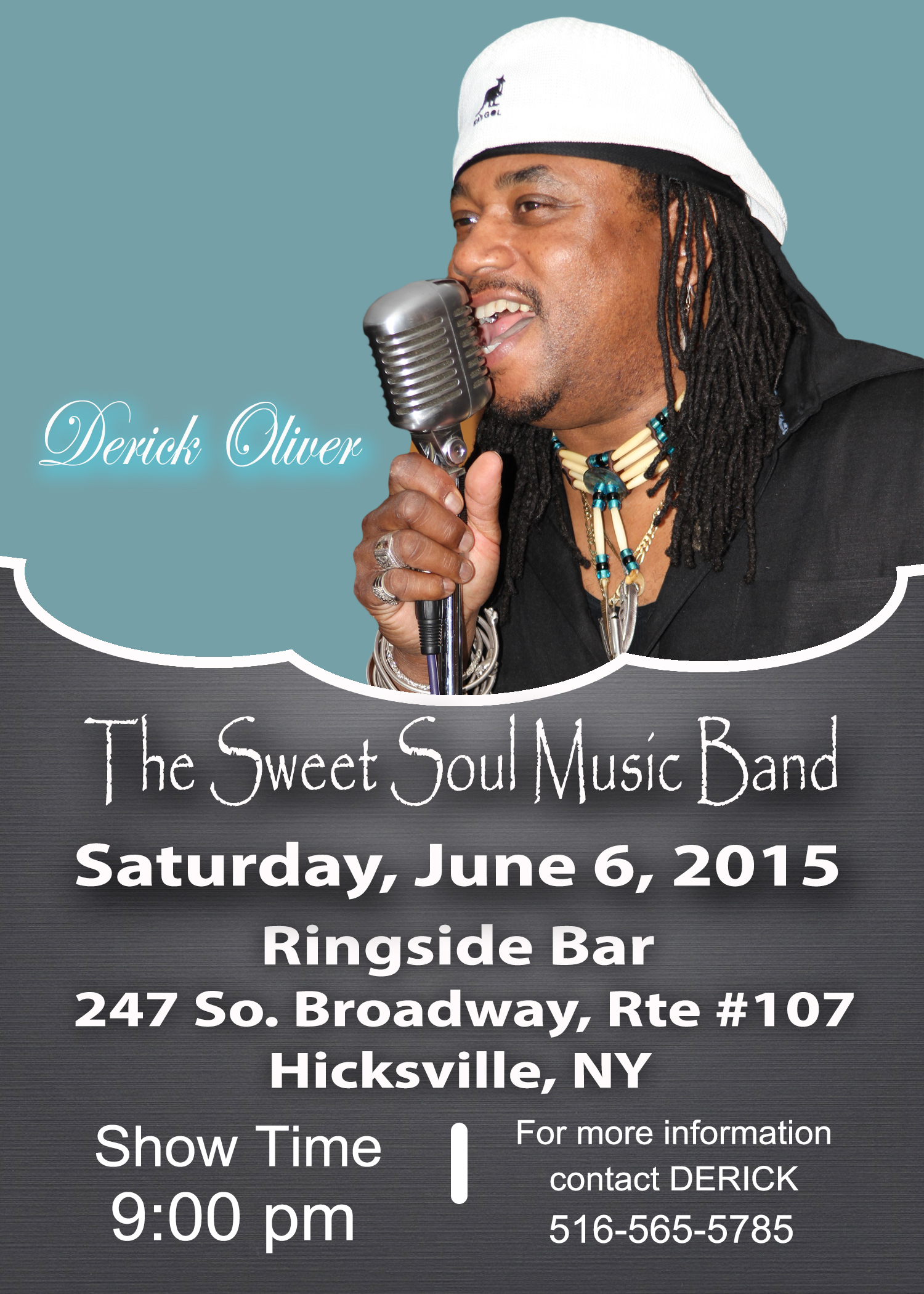 Past Events Blog | sweetsoulmusicband