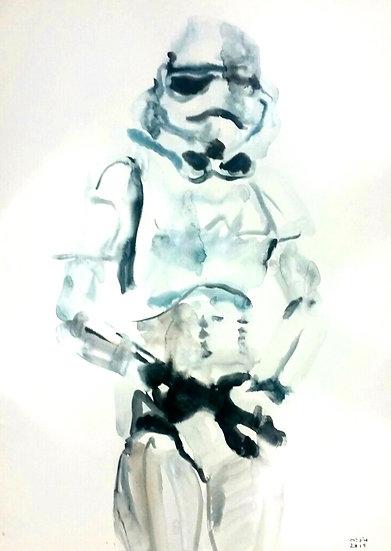 Storm Trooper, 2015