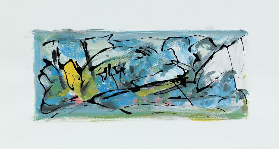 Carnet de voyage 7( grand format ) Gérard BESSET