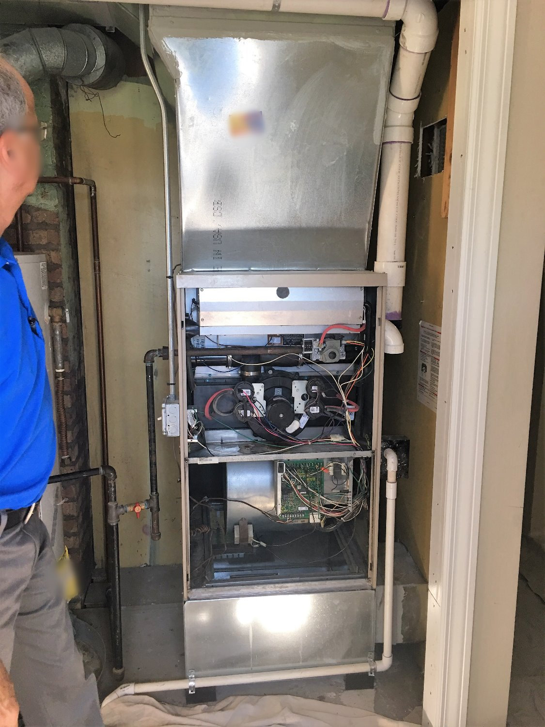 Furnace Tune-Up and Cleaning