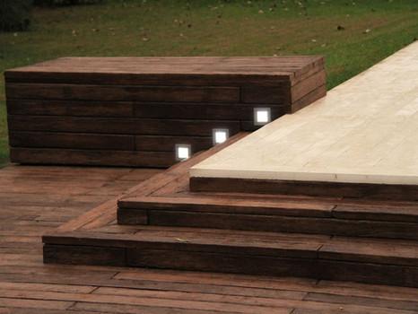 Deck Eco Quebracho