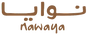 Arabic logo Nawaya transparent backgroun