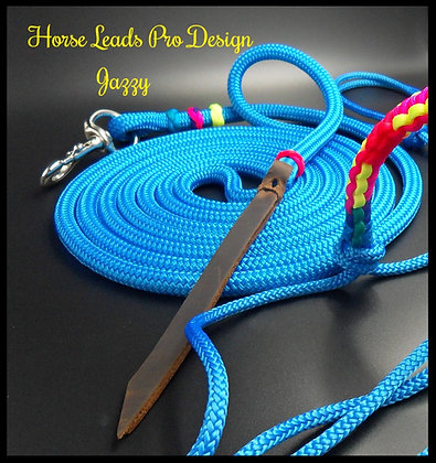 12ft Line and Braided Rope Halter