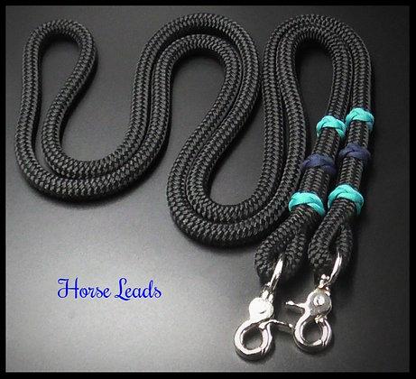 Braided Rope Reins