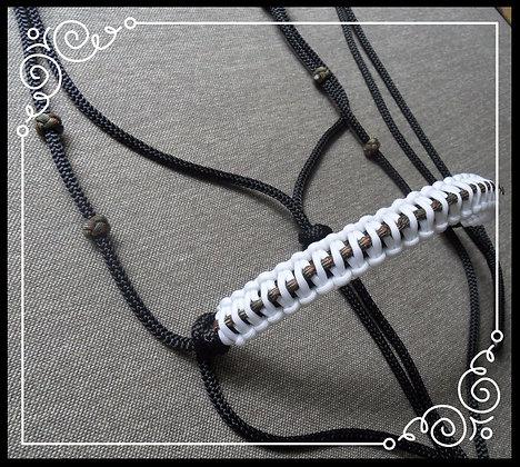 Braided Rope Halter Designs