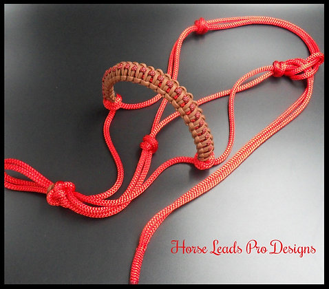 Braided Rope Halter